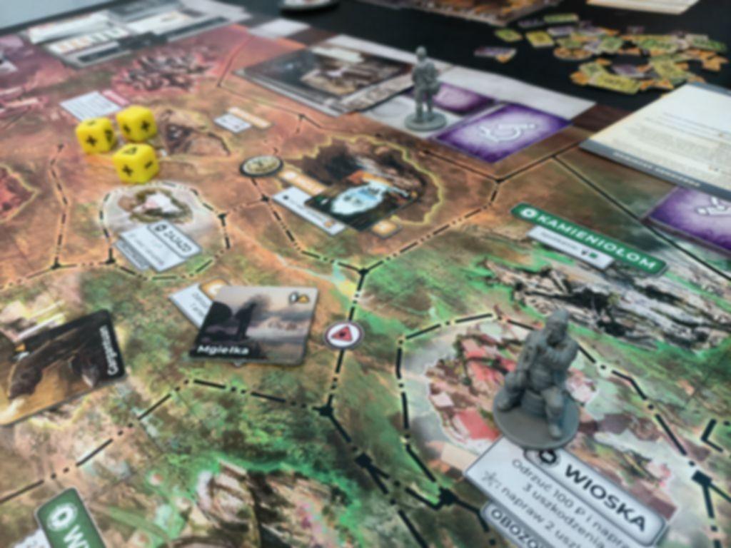 Zona: The Secret of Chernobyl gameplay