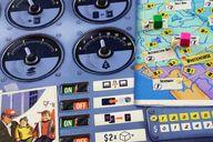 Yukon Airways game board