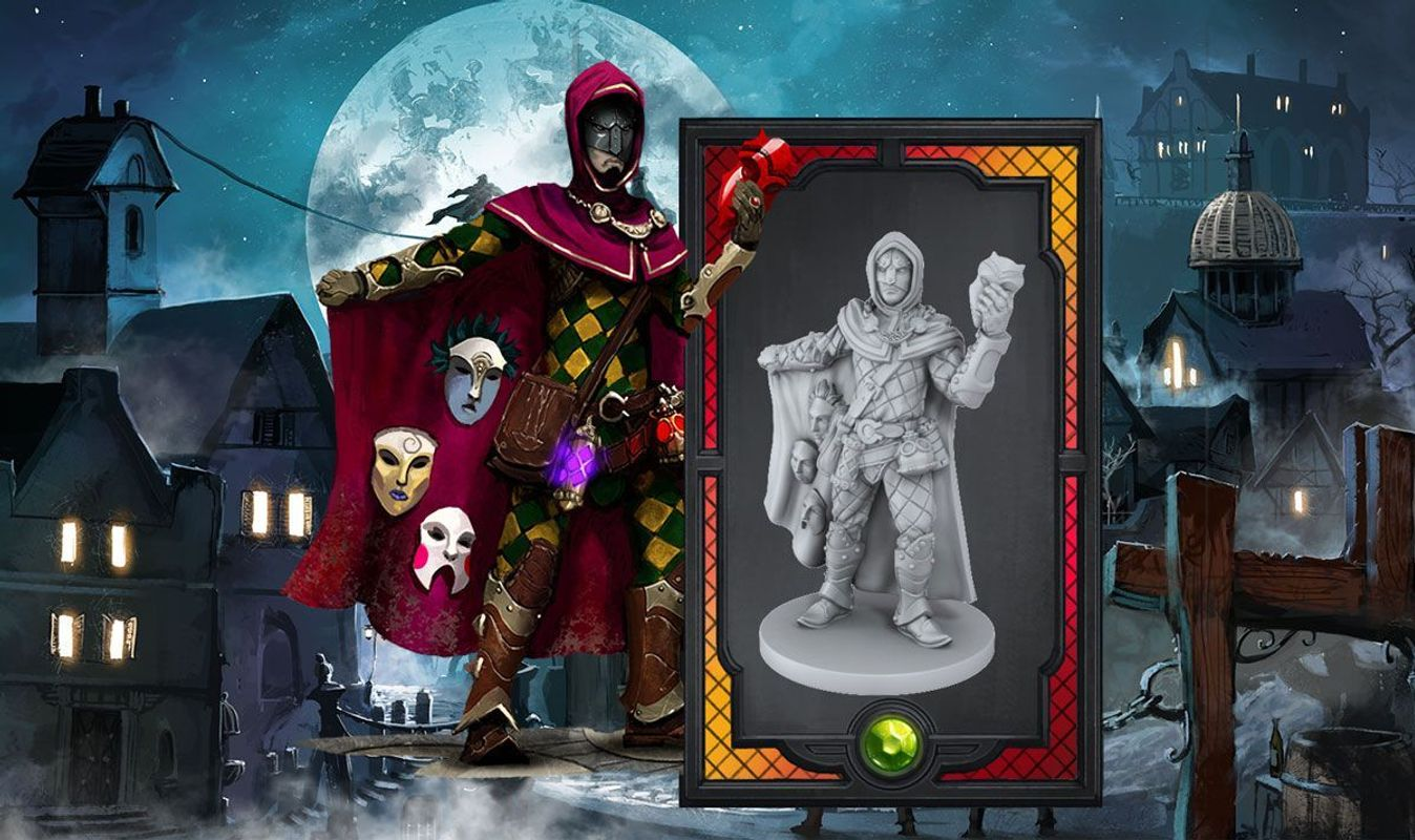 Age of Thieves: Masters of Disguise miniature