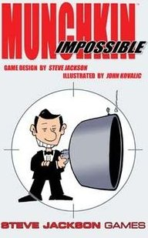 Munchkin+Impossible