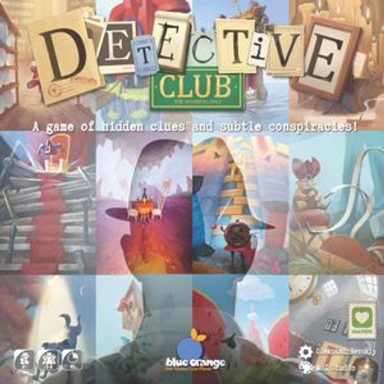 Detective+Club