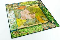 Templars' Journey game board