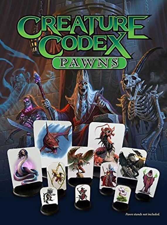 Creature+Codex+Pawns