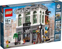 LEGO® Creator Expert Brick Bank