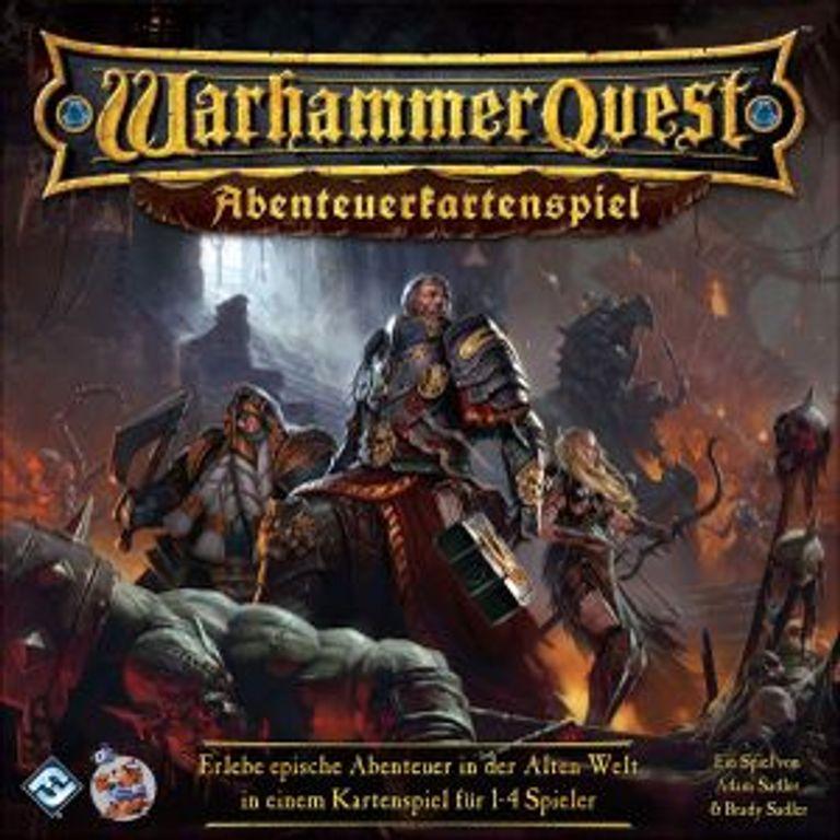 Warhammer+Quest%3A+Das+Abenteuer-Kartenspiel