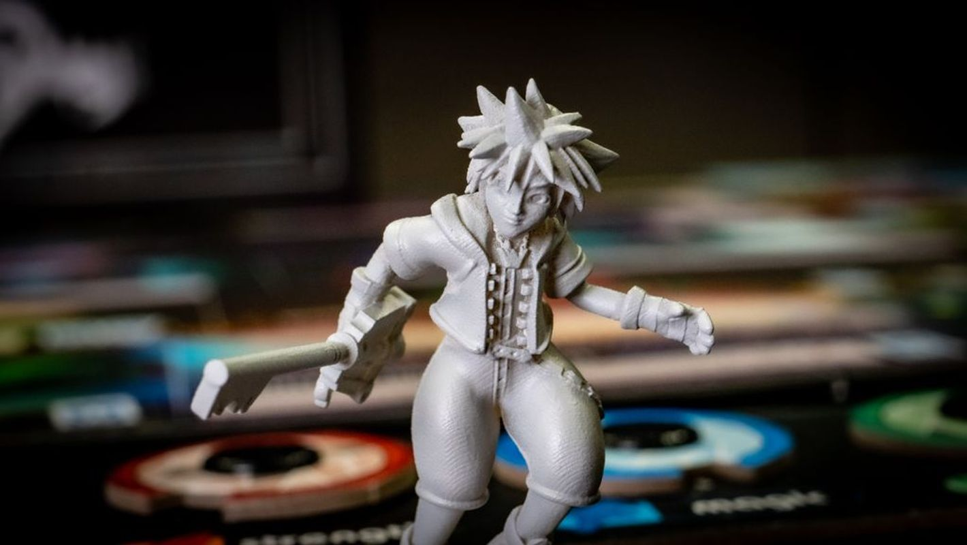 Talisman: Kingdom Hearts miniature