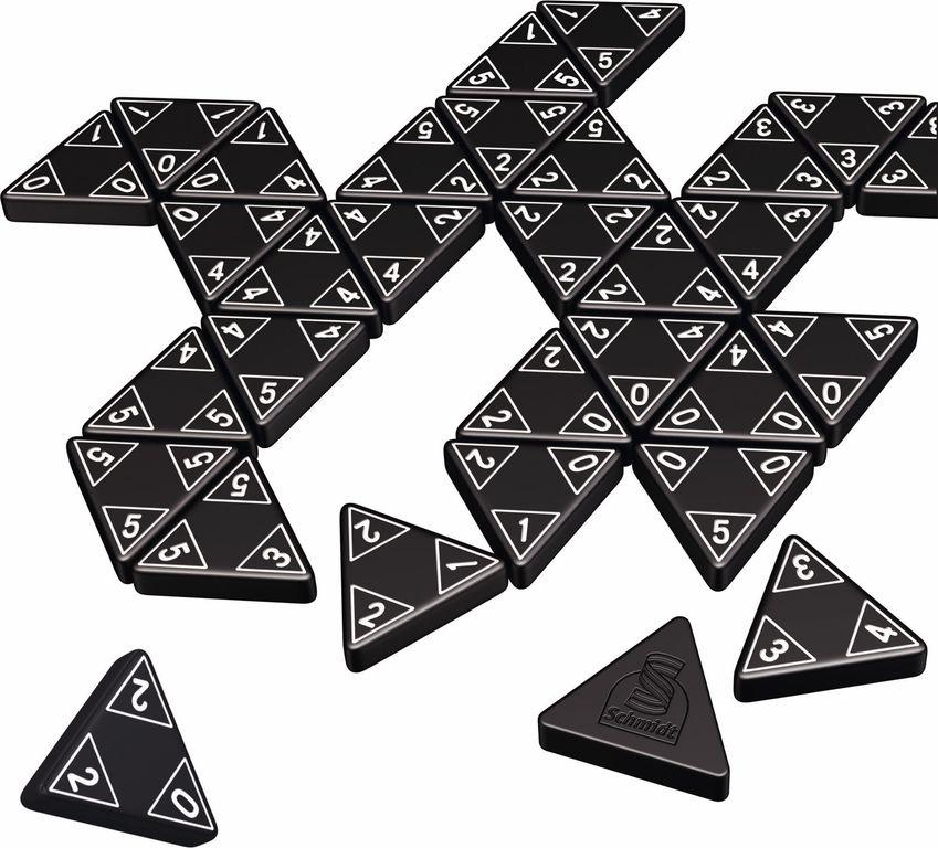 Tripple Domino tiles