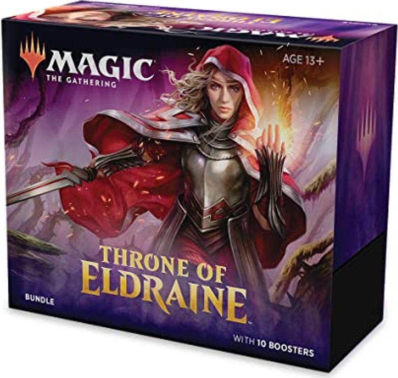 Magic: The Gathering Throne of Eldraine Bundle