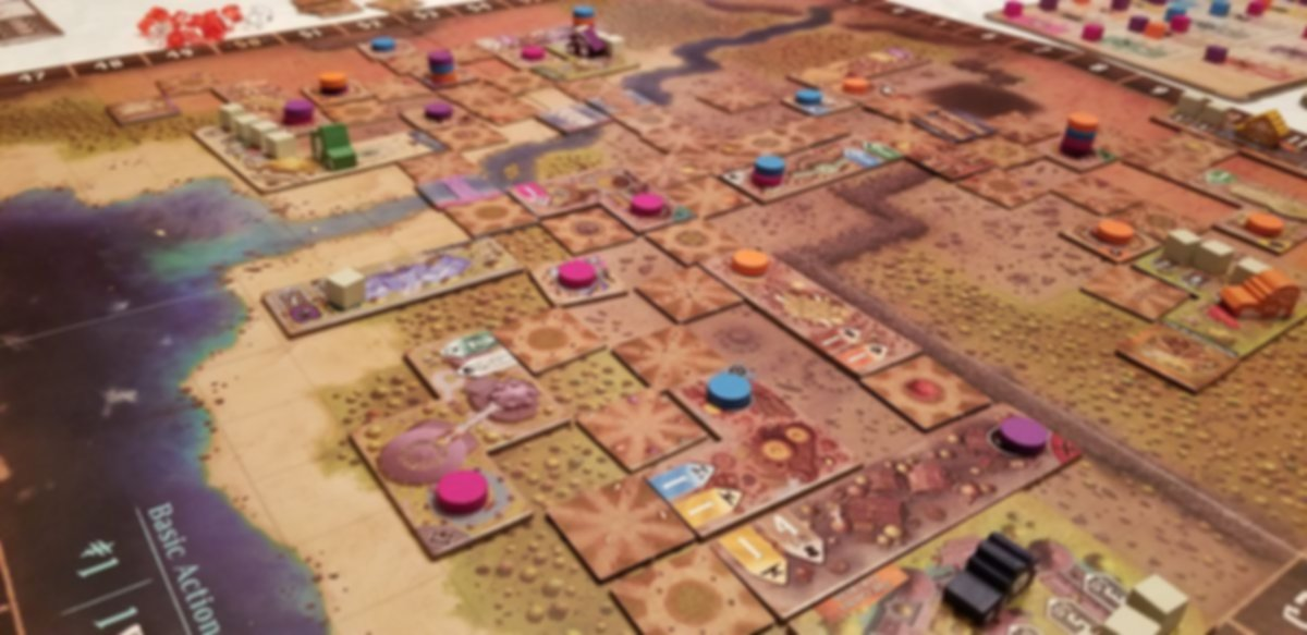 Founders of Gloomhaven gameplay