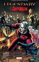 Legendary: A Marvel Deck Building Game - Ant-Man