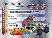 Rush & Bash components