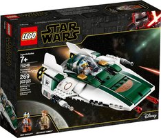 Resistance A-Wing Starfighter™