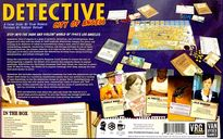 Detective: City of Angels back of the box