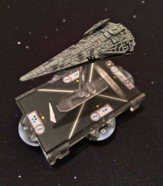 Star Wars: Armada - Imperial Raider Expansion Pack miniature