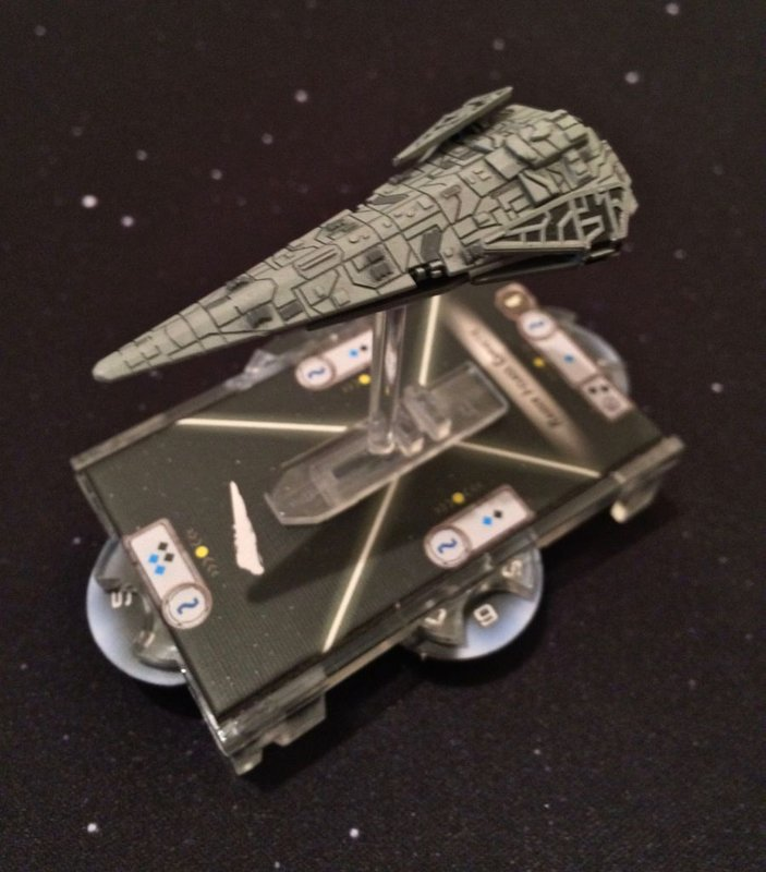Star Wars: Armada - Imperial Raider Expansion Pack miniature