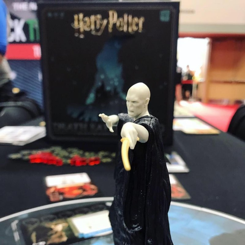 Harry Potter: Death Eaters Rising miniature