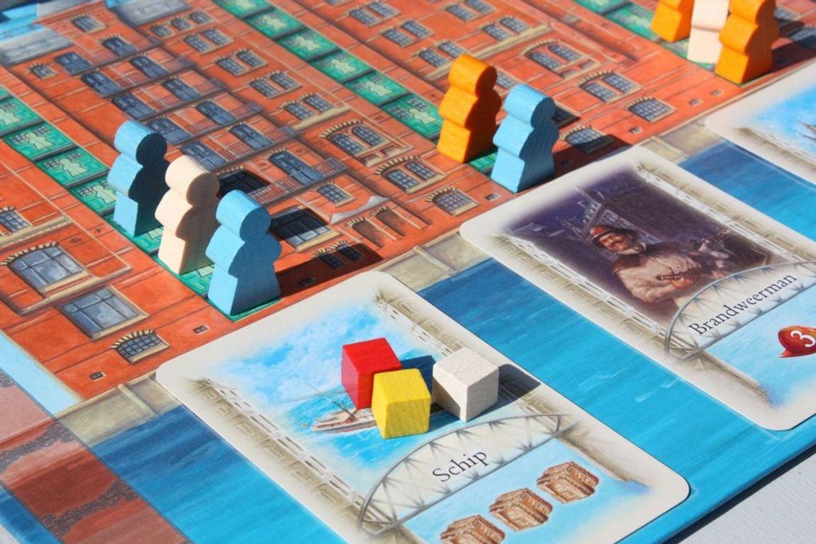 The Speicherstadt gameplay