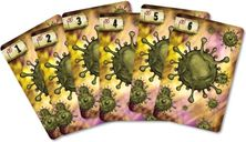 Virulence: An Infectious Card Game cards