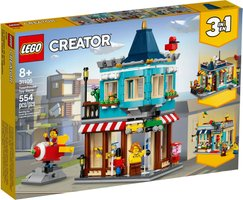 LEGO® Creator Townhouse Toy Store