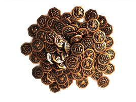 Roam: Metal Frog Coins