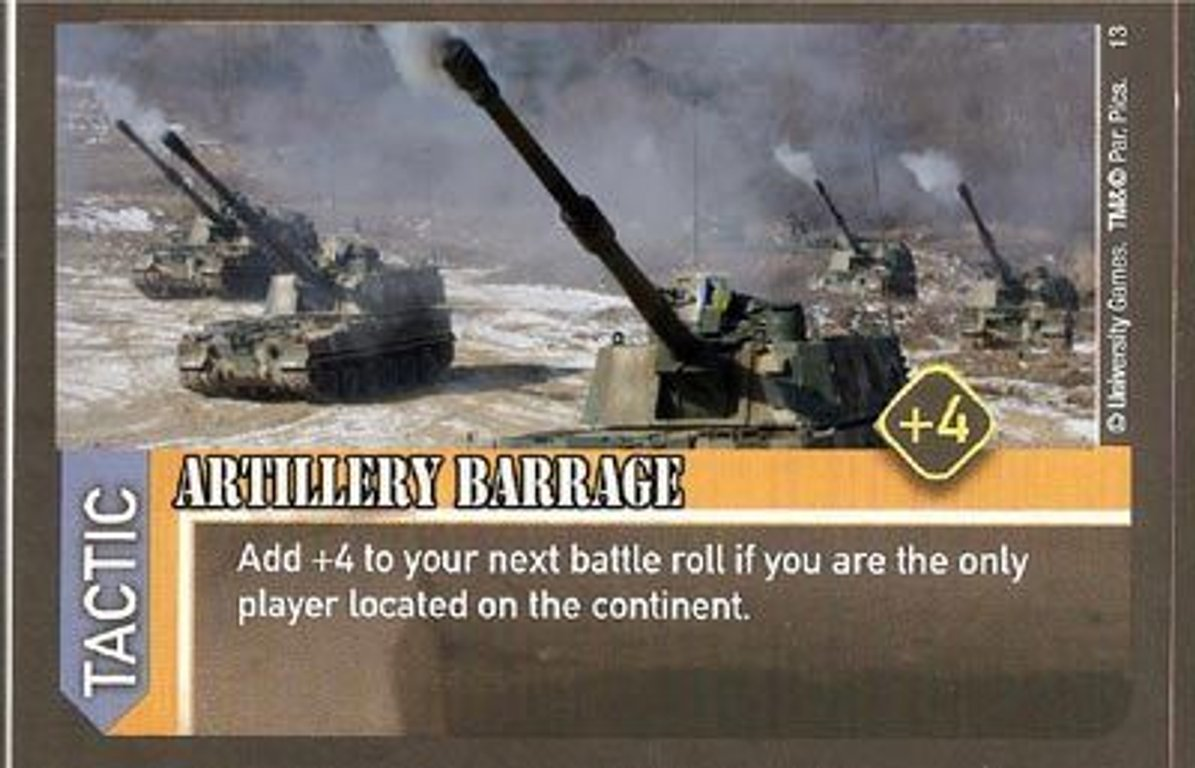 World War Z: The Game cards
