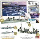 Cruel Seas: German Kriegsmarine Fleet components