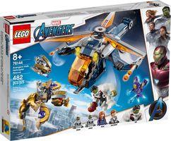 LEGO® Marvel Avengers Hulk Helicopter Rescue