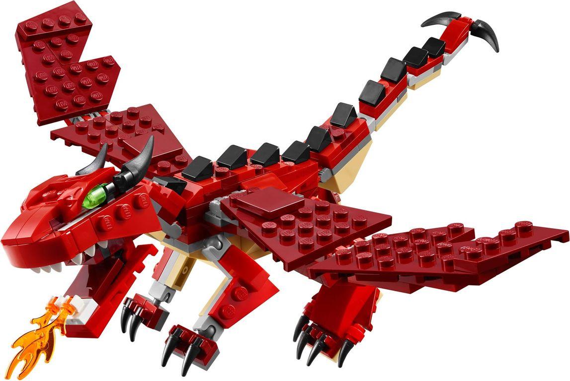 LEGO® Creator Red Creatures dragon