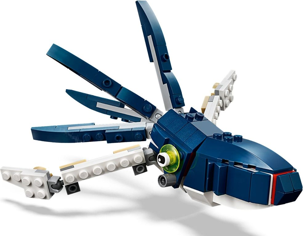 LEGO® Creator Deep Sea Creatures components