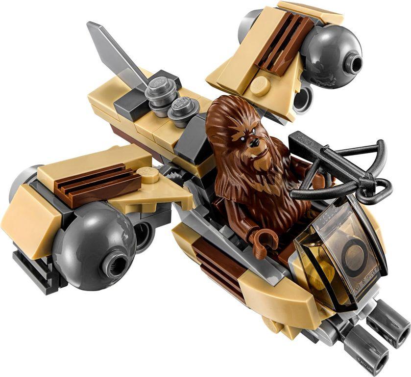 LEGO® Star Wars Wookiee™ Gunship gameplay