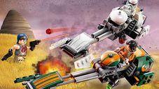 LEGO® Star Wars Ezra's Speeder Bike gameplay