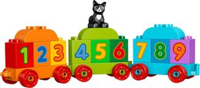 LEGO® DUPLO® Number Train components