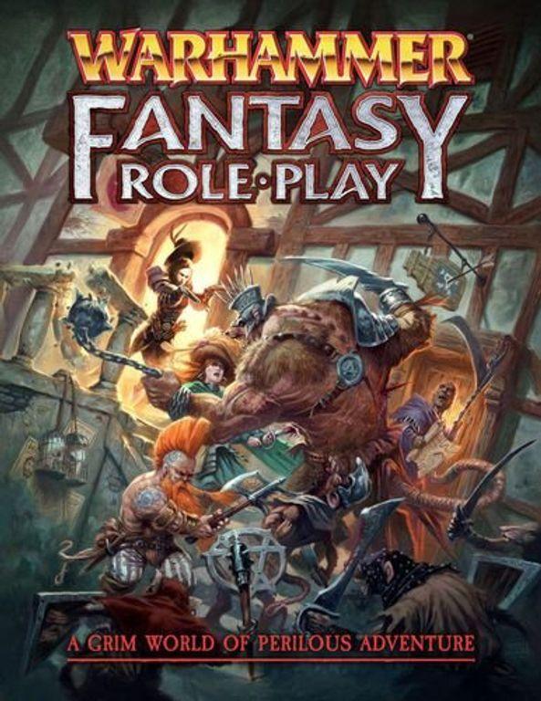 Warhammer Fantasy Roleplay (4th Edition)
