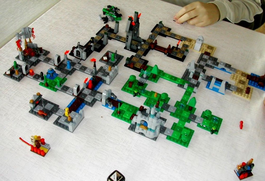Heroica: Draida gameplay