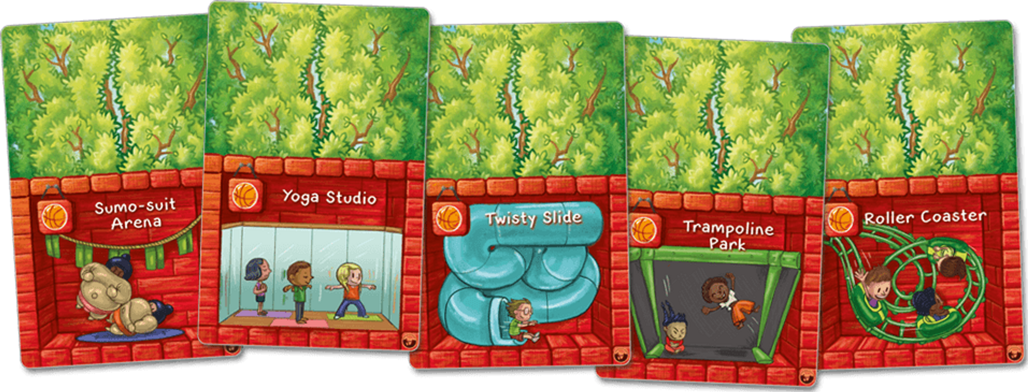 Best Treehouse Ever: Forest of Fun tiles