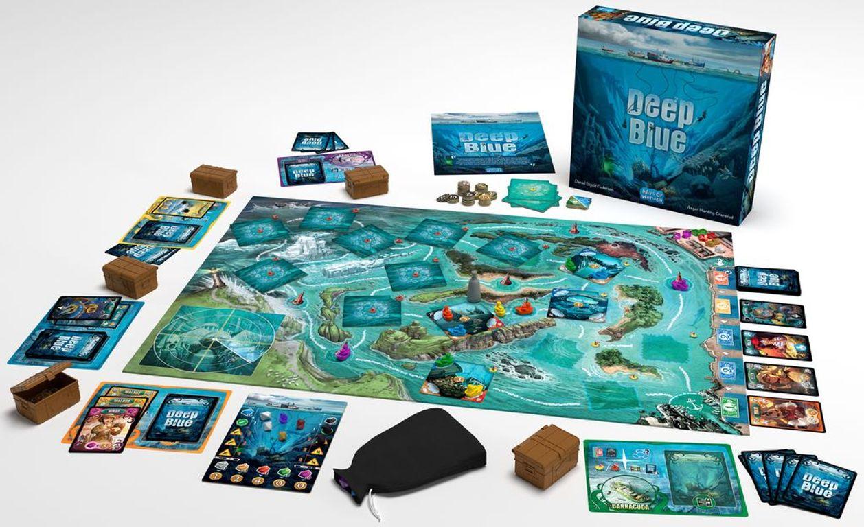 Deep Blue components