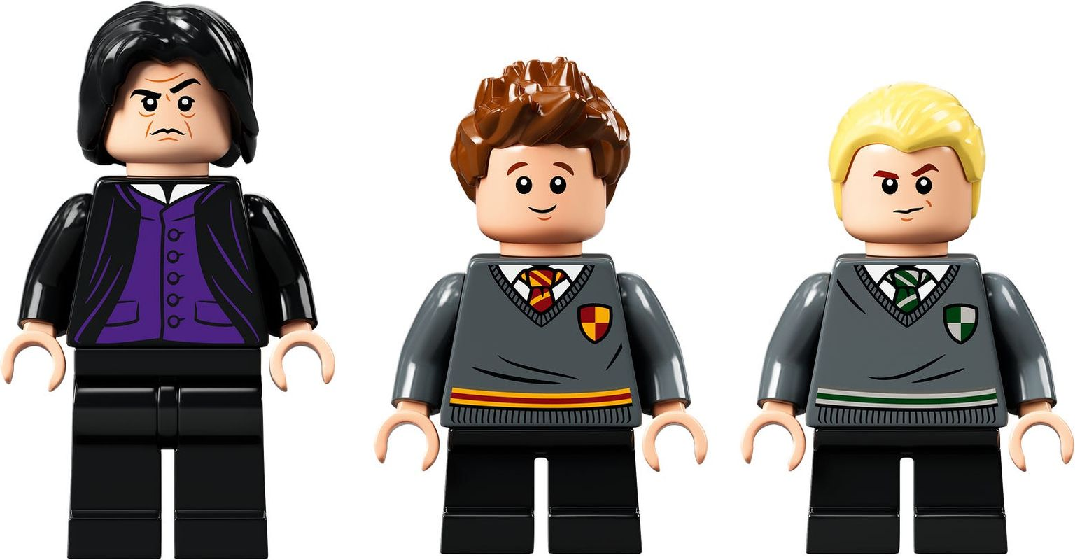 Hogwarts™ Moment: Potions Class minifigures