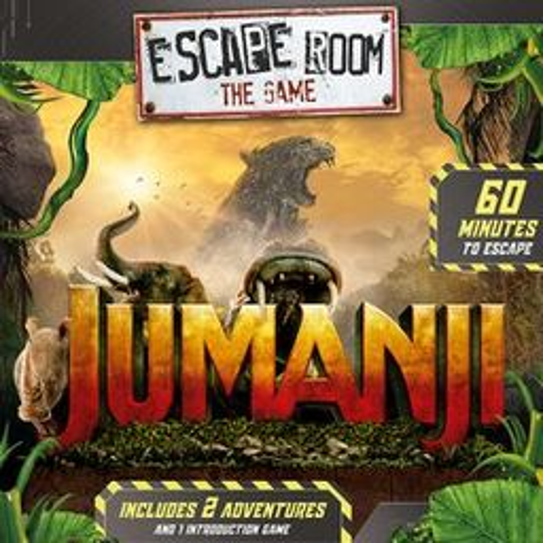 Escape Room: The Game - Jumanji
