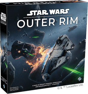 Fantasy Flight announces Star Wars: Outer Rim