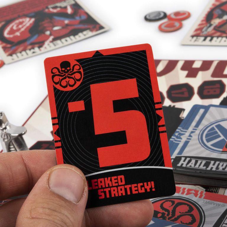 Hail Hydra cards