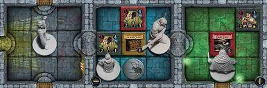 Dungeon Alliance game board