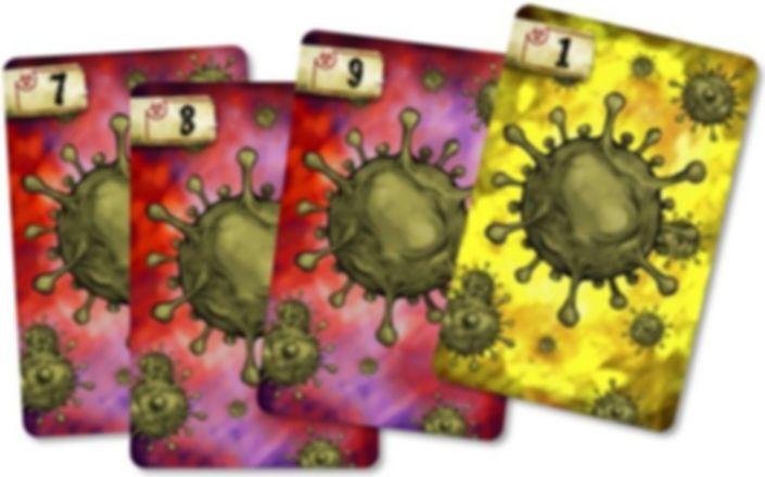 Virulence: An Infectious Card Game cards