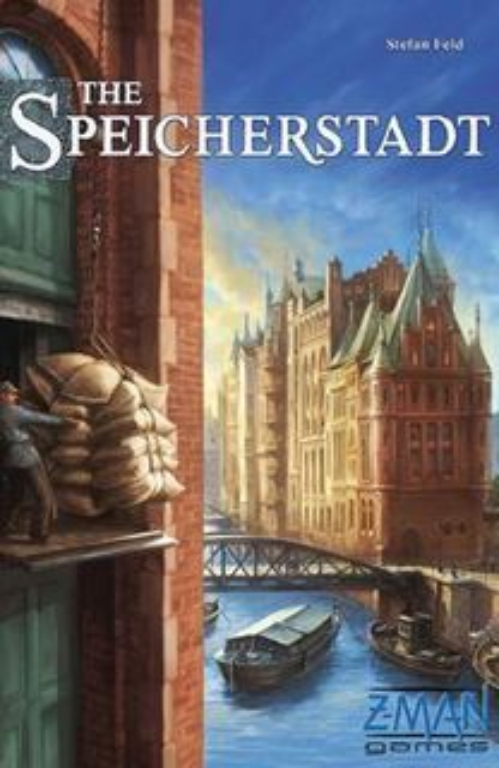 Die+Speicherstadt