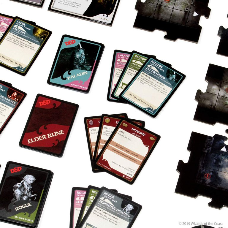 Waterdeep: Dungeon of the Mad Mage (Premium edition) cards