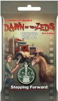 Dawn of the Zeds (Third edition): Expansion Pack #1 - Stepping Forward