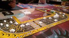 Road Hog: Rule the Road gameplay
