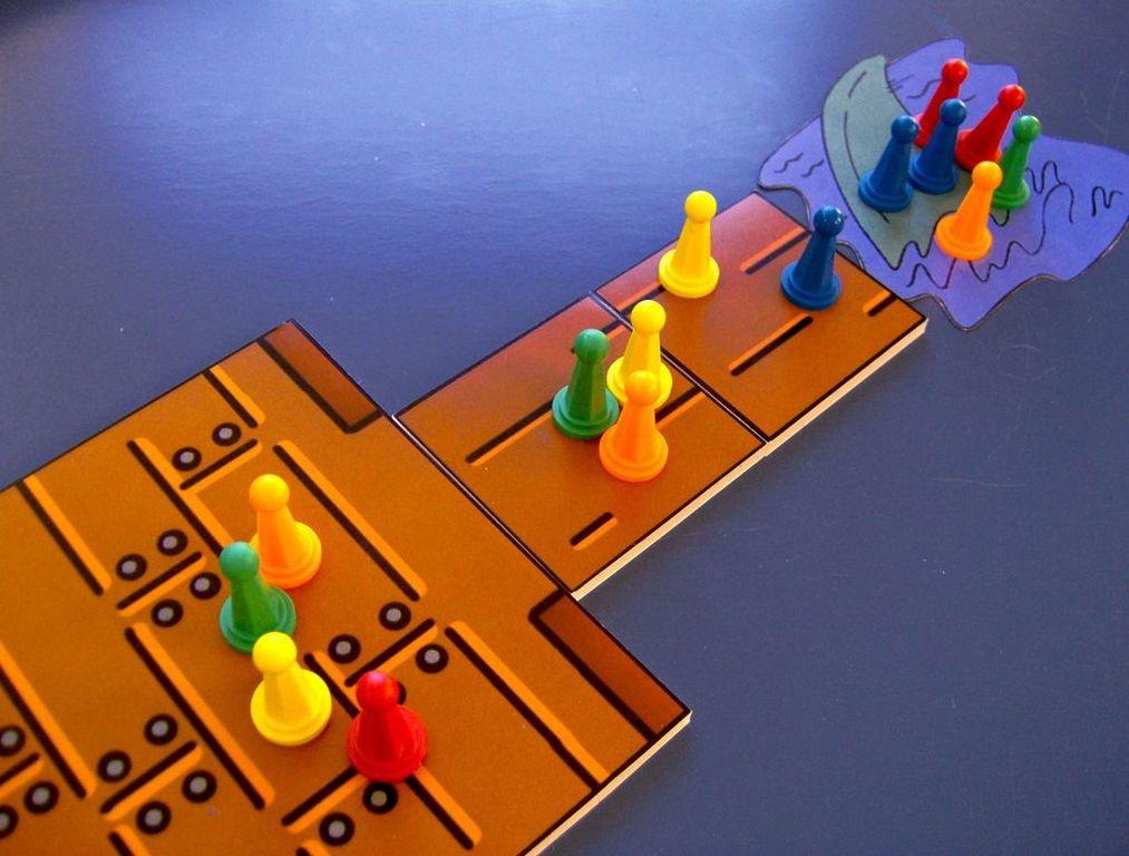 Walk the Plank! gameplay