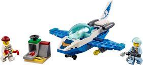 Sky Police Jet Patrol components