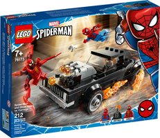 LEGO® Marvel Spider-Man and Ghost Rider vs. Carnage