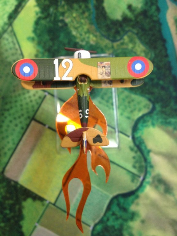 Wings of Glory: WW1 Rules and Accessories Pack miniatures